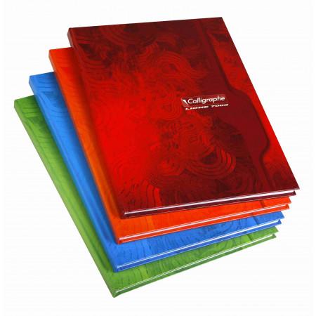 Cahier Brochure cousue rigide Calligraphe 7000 24x32cm 288 pages Séyès