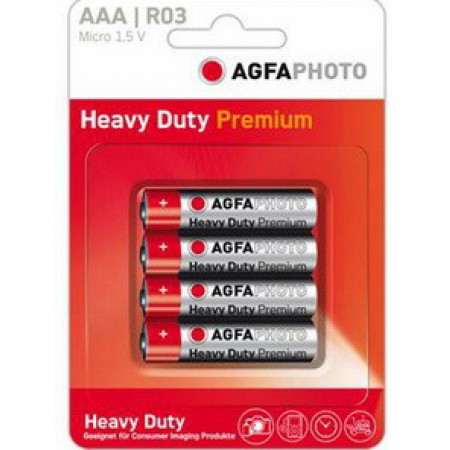 PILE RECHARGEABLE AAA(LR3)X4