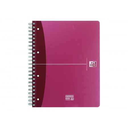 CAHIER EUROPEAN BOOK SEYES A4 240PAGES