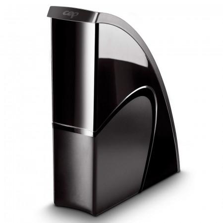 Porte revue en polypro - Noir