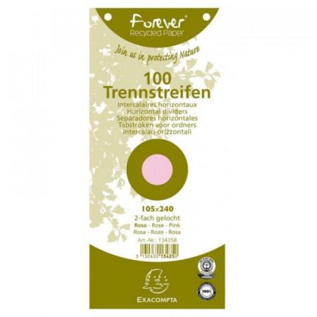 FICHE INTERCAL TRAPEZOIDAL ROSE 105*240
