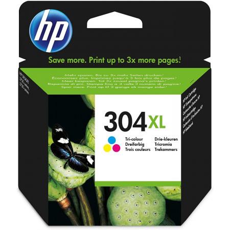 CARTOUCHE HP 304XL COULEURS