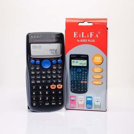 CALCULATRICE ELIFAX Fx-82ES PLUS