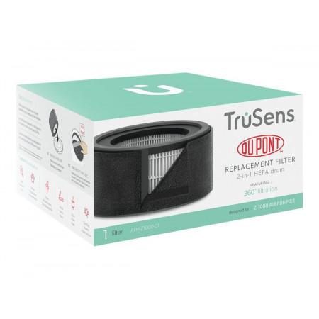 Filtre Tambour HEPA 2-en-1 de Rechange Dupont pour purificateur d'air TruSens Z1000