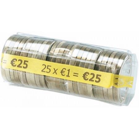 ETUI À MONNAIE 1€ X 25