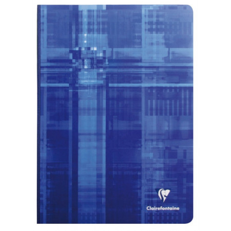 CAHIER BROCHURE, Format A4, Grands Carreaux, 21X29.7 - 192 PAGES SEYES CLAIREFONTAINE