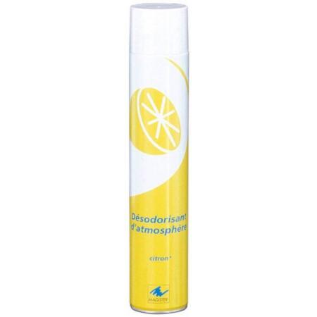 750ml aérosol désodorisant citron