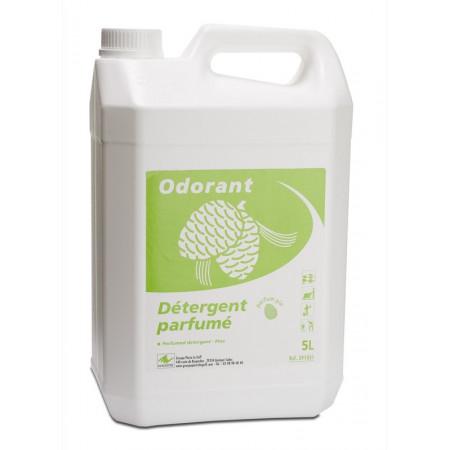 Détergent 5L odorant pin