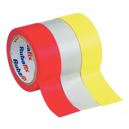 TOILE ADHESIVE 19MMX3M ROUGE