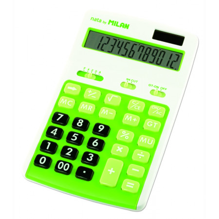 CALCULATRICE MILAN 12