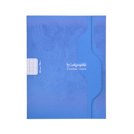 CAHIER PIQÛRE, Grand Format, Grands Carreaux, 24X32 - 192 PAGES SEYES