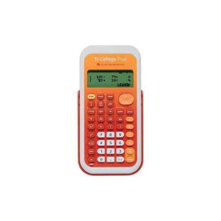 CALCULATRICE TEXAS INSTR TI COLLEGE PLUS