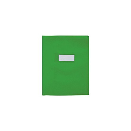 PROTEGE CAHIER A4 VERT CLAIR